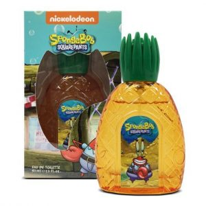SpongeBob Mr. Crabs Pineapple for Boys EDT